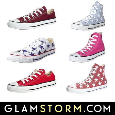 Noszą je najwięksi polscy i zagraniczni celebryci. Podobają Wam się kultowe trampki Converse? Dziś w glamstorm kilka nowości. Które Wam się najbardziej podobają?  /Celebrities wear Converse sneakers. Today in glamstorm some new converse shoes. Do you like it?     http://glamstorm.com/pl/przymierzalnia/ubrania/c/sportowe#cat_115