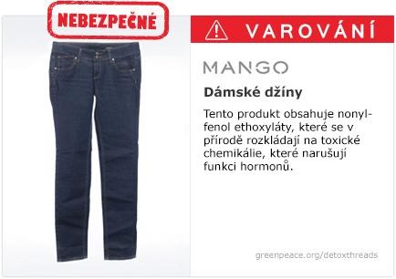 Mango džíny   #Detox #Fashion