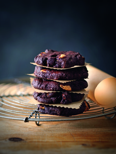 Cookies zu Weihnachten: Mhhh, lecker Espresso-Cookie