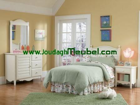 Kamar Set Anak Minimalis Putih Duco