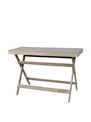 53% OFF Winward Taylor Table, Grey Brown