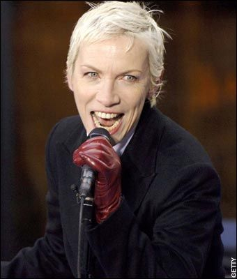 Annie Lennox. Feisty, Soulful, Brave, Cool, Theatrical, Catchy, Sophisticated Pop... the appreciation could go on for some time...