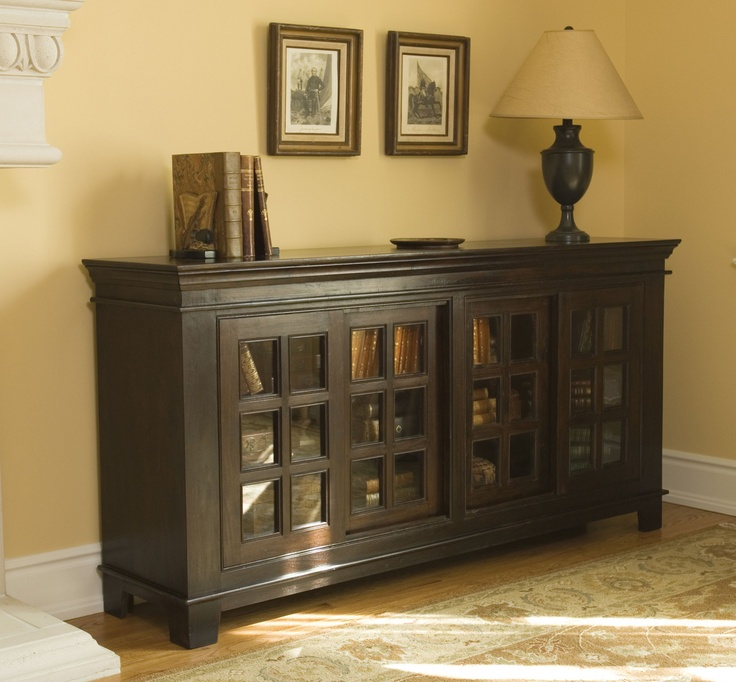 Classic Home Carmel Collection Sliding 4 Door Buffet