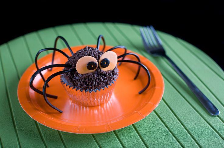 recipes for halloween cupcakes   Halloween Cupcake Ideas