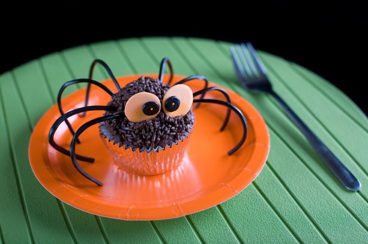 recipes for halloween cupcakes | Halloween Cupcake Ideas