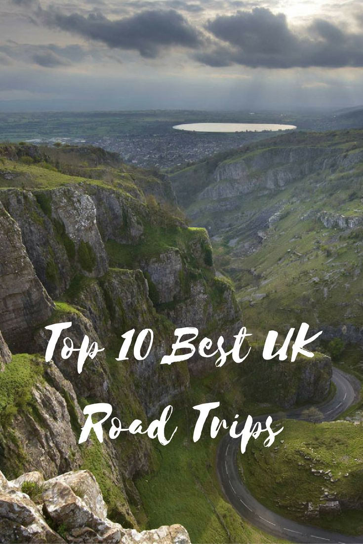 best uk road trips