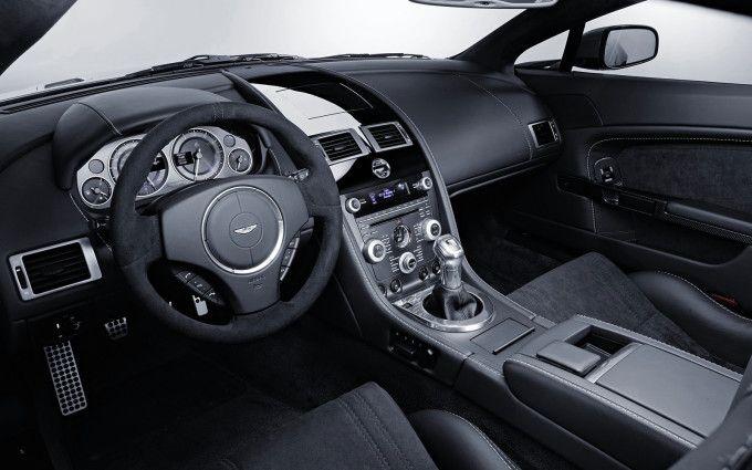 Aston Martin V12 Vantage Interior cars