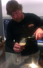 We had a great nehnd the scenes tasting with Emerson's Brewery at Dunedin Craft Beer Expo.  Check out our blog for more info about the expo 2014: http://www.thebusstop.co.nz/blog/dunedin-craft-beer-expo
