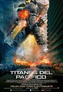 Titulo Original: Pacific Rim Titulo Hispano: Titanes del Pacifico Idioma: Español Latino
