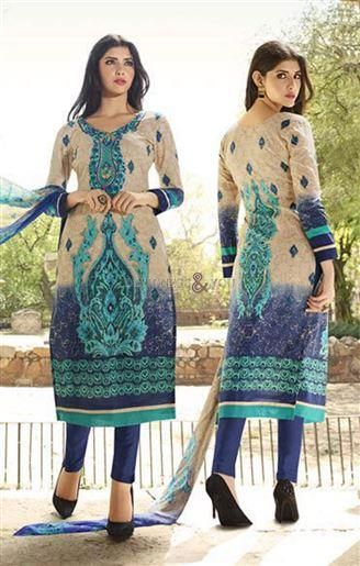 Pakistani ladies dress Casual style #salwar #kameez #suit #onlineshopping #lovelydress #nice #beautiful