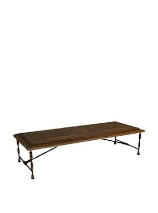 -51,100% OFF Portal Coffee Table, Antique