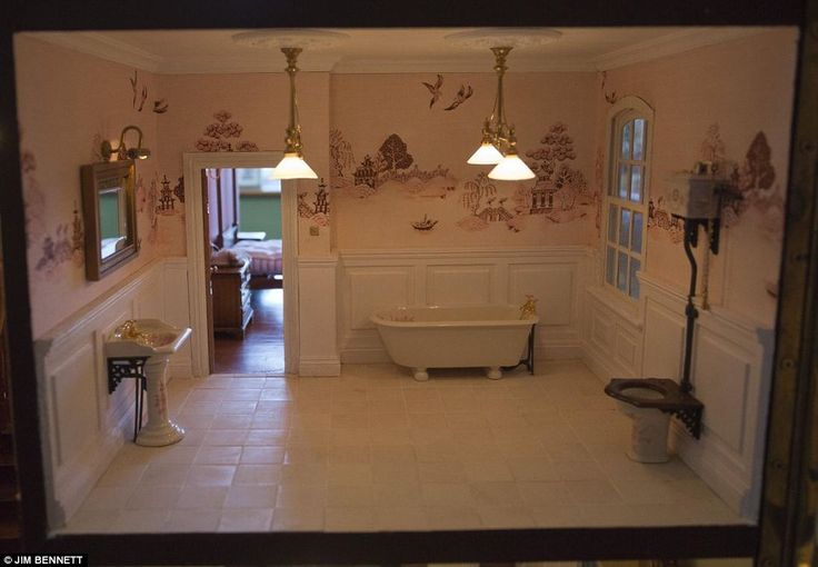 1143 Best Images About Miniature Houses Rooms On Pinterest