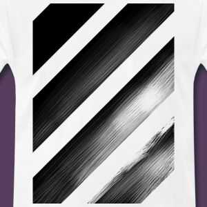 Stripes Diagonal Black