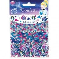 Cinderella Confetti Value Pack 34gms $8.95 A369664
