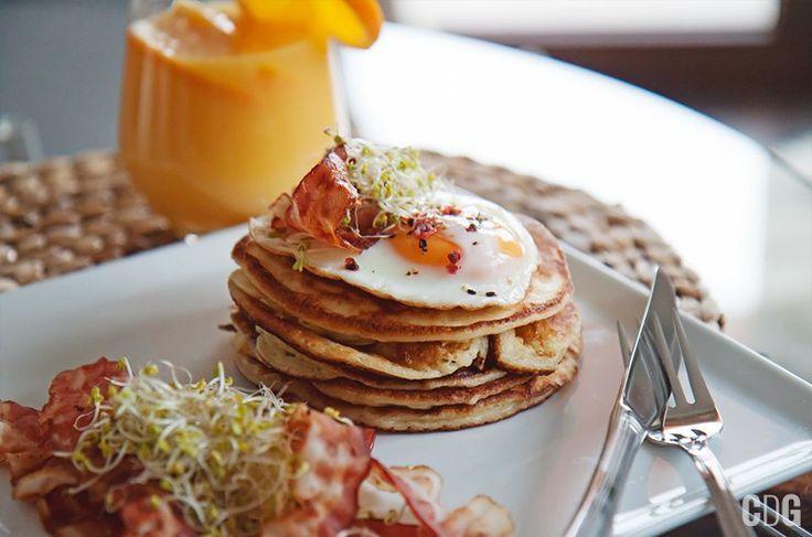 Naleśniki wytrawne | Pancakes