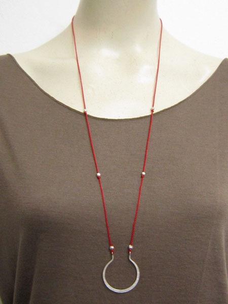 Klei Shop Image of silk necklaces