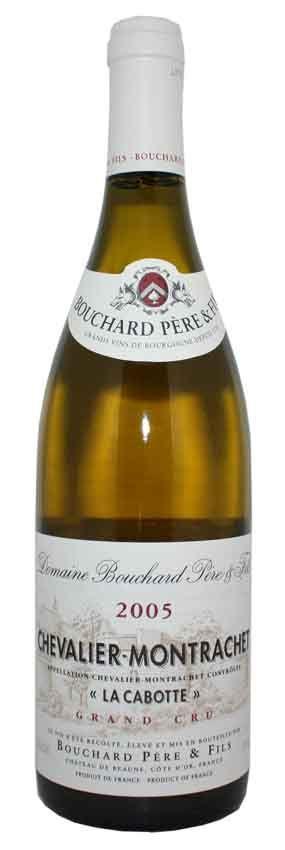 Bouchard Pere & Fils La Cabotte Chevalier-Montrachet Grand Cru, Cote de Beaune, France