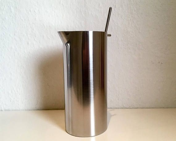 Stelton Cylinda Line Cocktail Martini Mixer