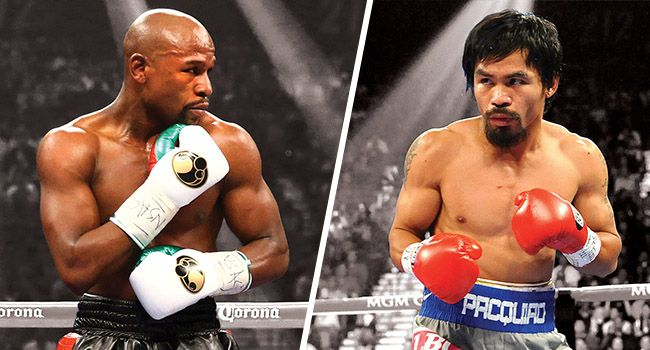 Floyd Mayweather By Mark J Rebilas Usa Today Sports Manny Pacquiao By Joe Camporeale Usa Today Sports