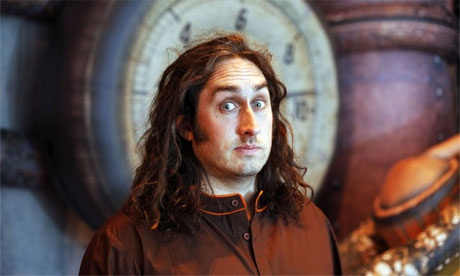 Ross Noble, comedian