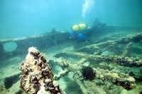 urca de lima shipwreck