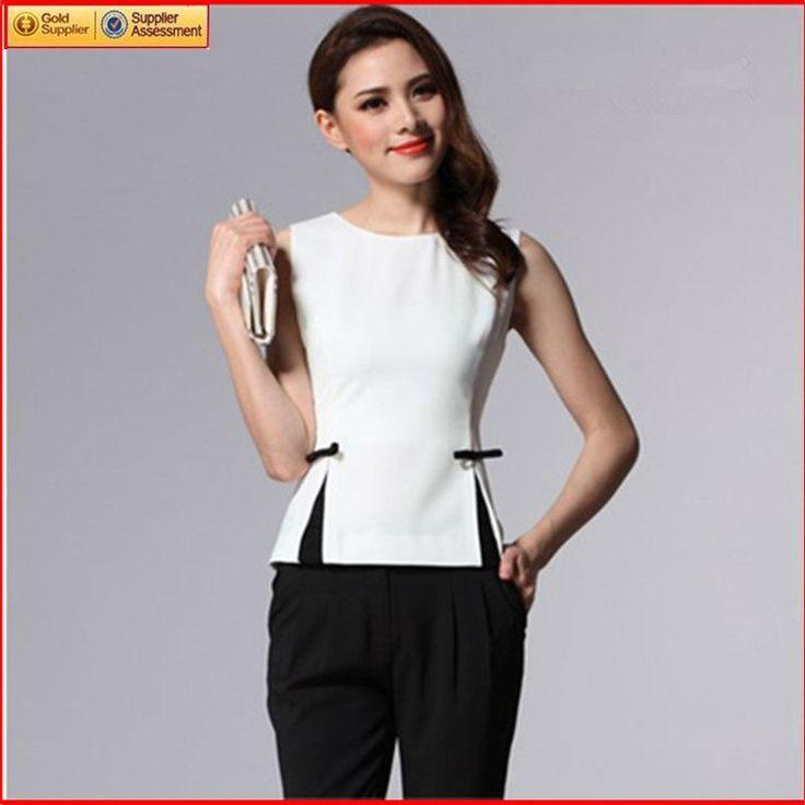 Resultado de imagen para blusas de tela elegante casual