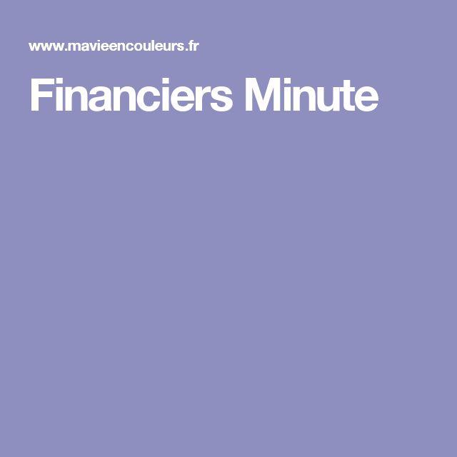 Financiers Minute