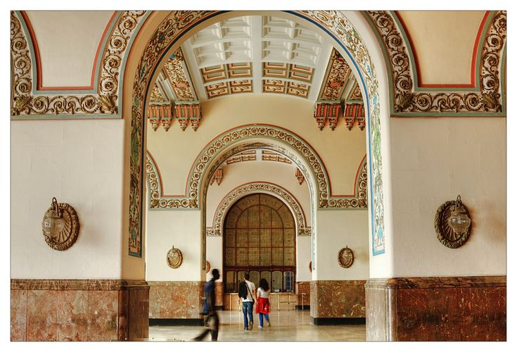 Haydarpaşa Train Station, Istanbul
