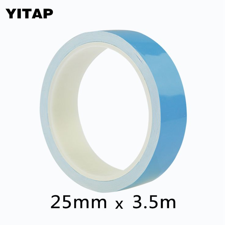 YITAP High Quality Transfer Tape Double Sided Thermal Conductive Adhesive tape for Chip PCB LED Heatsink #Affiliate