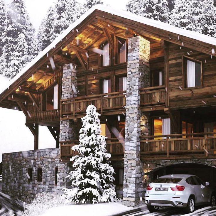 Winter is coming....soon!  Seen at @interior123 Cred: @valentinstudio3d   Vi hadde nesten håpet på litt snø her på hytta denne helga Og før du raser mot meg, jeg ønsker ikke vinter hjemme helt enda! Bare på hytta Pynte til jul? Jaaa ________________  #winter #snow #cabinlife #cabin #hytteliv #hyttemagasinet #hytte #snø #vinter #lodge #cabinfolk #interior123 #interior4all #interiordecor #winteriscoming #mountainhouse
