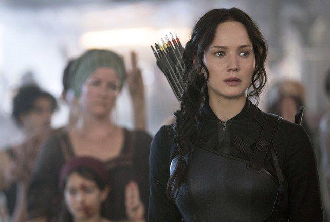 Katniss Los Juegos del Hambre