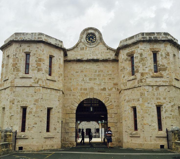Historic Fremantle Prison
