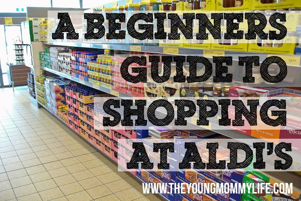 Are you always driving by an Aldi's and you swear one day you'll check it out? This blog post explains why you're wasting money shopping any place else.