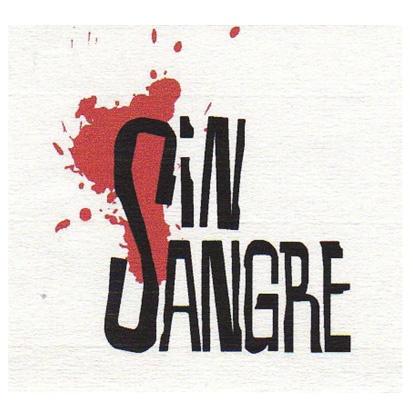 Logotipo Sin Sangre