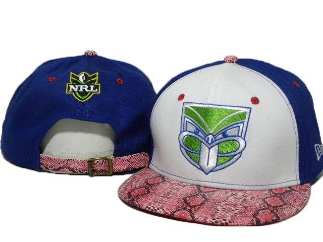 NRL Warriors NE Strapback Hat 07