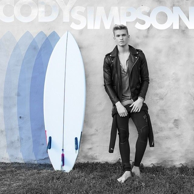 Cody Simpson Surfboard Single Cover - http://oceanup.com/2014/03/12/cody-simpson-surfboard-single-cover/