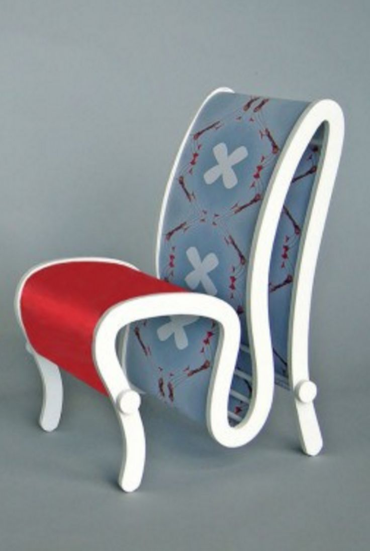 Michael Jantzenu0027s Furniture Can Be Transformed To Suit Changing Styles.  Unusual FurnitureChairArmchairsBbArmchair