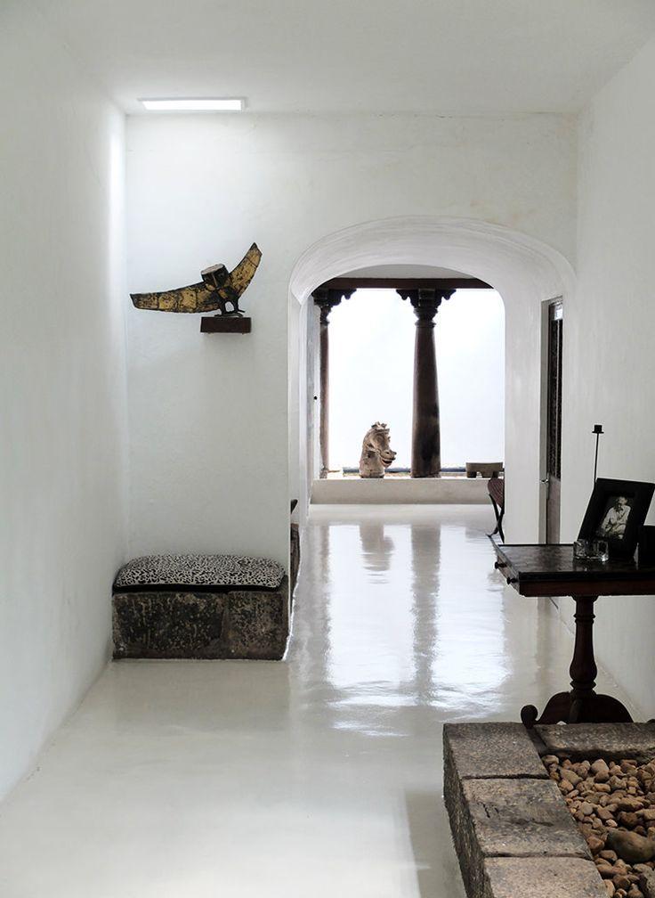 OUT/ABOUT: Geoffrey Bawa's House, Colombo Sri Lanka