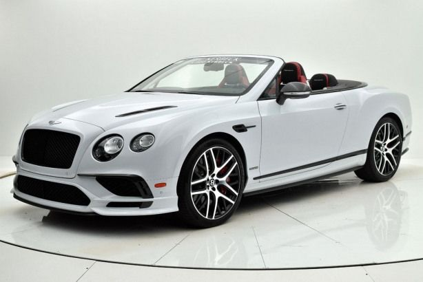 2018 Continental Gt Supersports Convertible 2018 Bentley Continental Gt Supersports Astonmartin Martin Bentley Continental Gt Convertible Bentley Continental