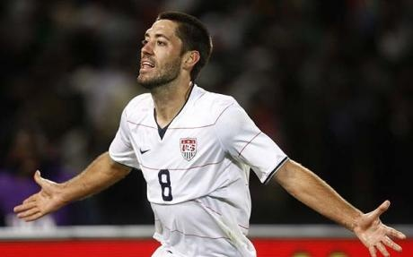 DEMPSEY, Clint   Midfield   Tottenham Hotspur (ENG)   @clint_dempsey   Click on photo to view skills