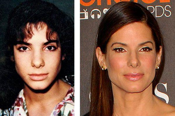 Nicole Coco Austin After Surgery | Sandra Bullock Plastic Surgery- Has Sandra had a Nose Job?