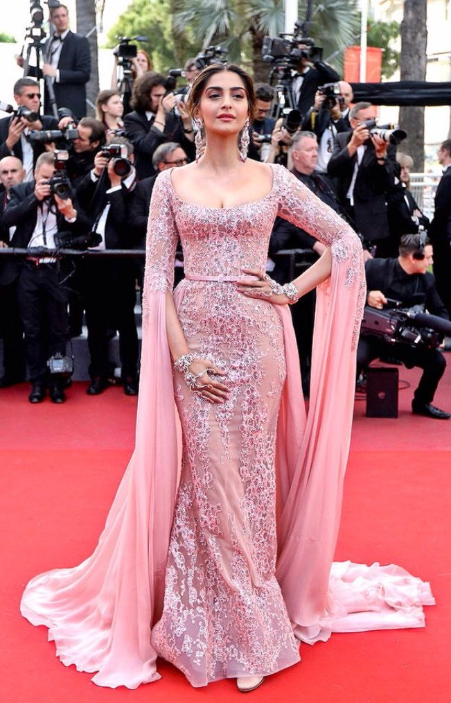 Sonam Kapoor for Cannes 2017