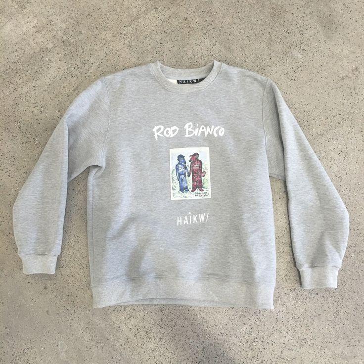 HAiKw/ Rod Bianco sweatshirt