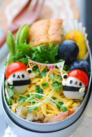 Athletic Day bento #Japanese Bento lunch
