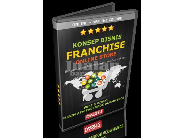 DVD Franchise Online Store Original | 08158165028