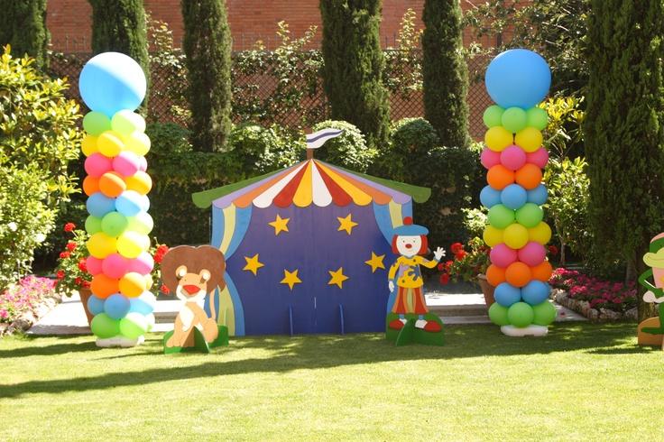 Fiesta Circo / Circus Party