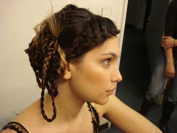 Gino Lozano Hair Technique