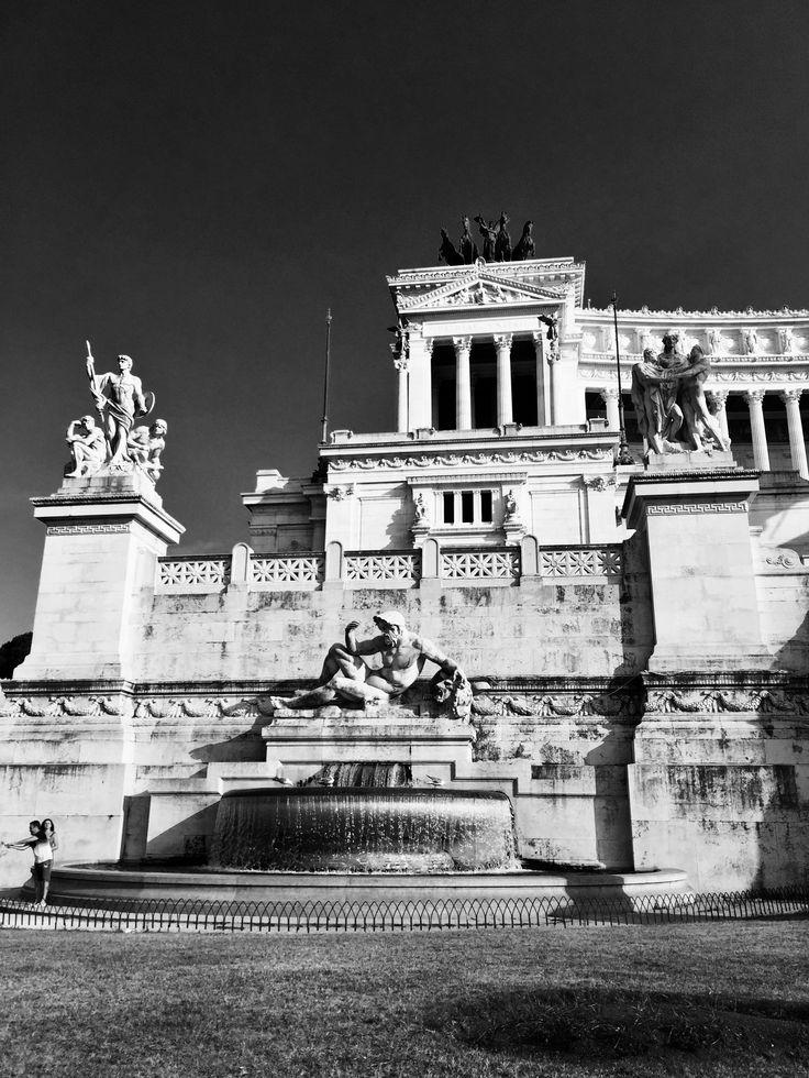 Altare della Patria, Roma. Italia.