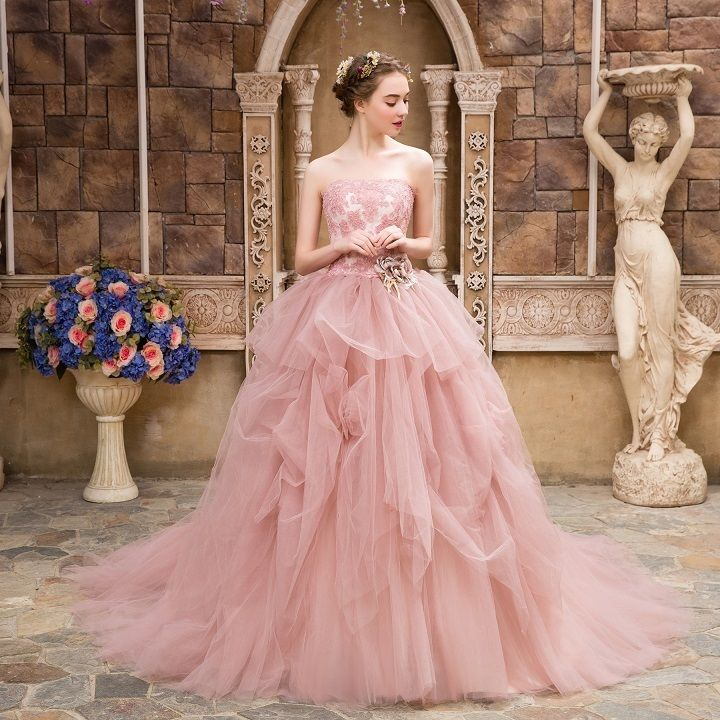 節約・こだわり花嫁さん必見!可愛い低価格ドレスはわがまま叶え放題のMarrymeが最強すぎる*にて紹介している画像