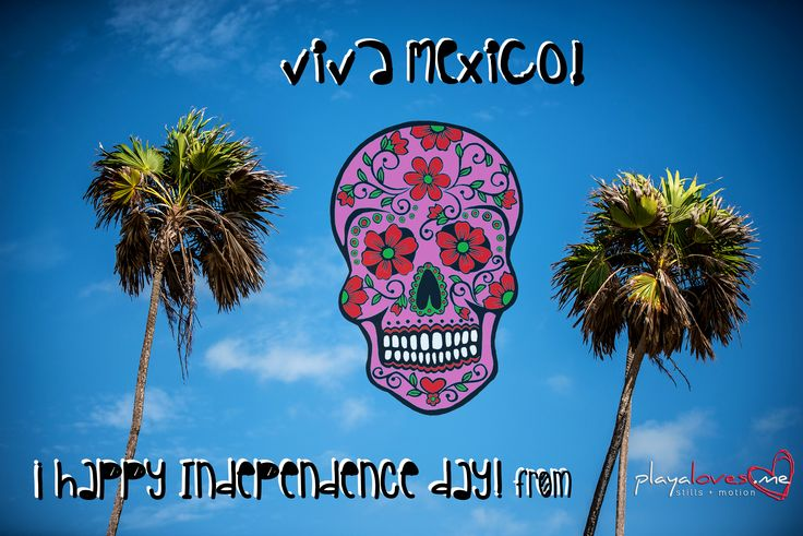 {#InspireDesign} Mexico is celebrating its Independence! Viva Mexico! Time to celebrate... #playastyle!   (Photo courtesy @playalovesme )  #playalovesme #vivamexico #mexicoindependenceday #playalovesme